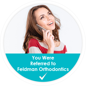 feldman orthodontics referral