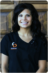 lauren of feldman orthodontics