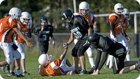 playing sports with braces in peoria az